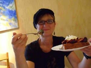 Kuchen oder Salat? Das ist hier die Frage!